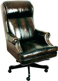 chairs leather home office serta big and tall of big