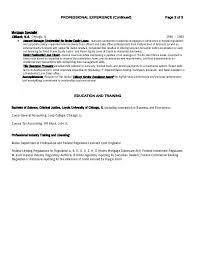 Sample Resume For Loan Officer Mortgage Loan Officer Resume Mortgage