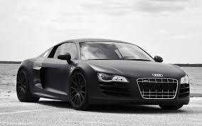 black audi r8. black audi r8 spyder car models