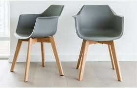 grey bucket chairs eames style with armrest home furniture out out