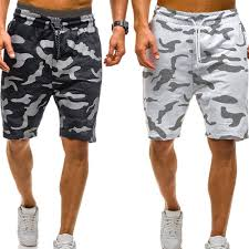 Mens Designer Cargo Shorts Sale Laamei 2019 New Men Camouflage Shorts Casual Male Hot Sale Military Cargo Shorts Knee Length Mens Summer Short Pants Homme