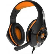 Гарнитура <b>Crown CMGH</b>-<b>102T</b> Black/Orange в интернет-магазине ...
