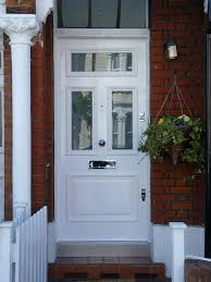 the london door company pure white paint colour gloss
