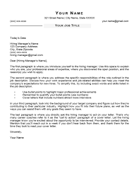 Cover Letter Title Free Basic Cover Letter Templates Word Download 45 Designs