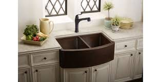 How To Maintain And Decorate The Copper Farmhouse Sink Possible Decor