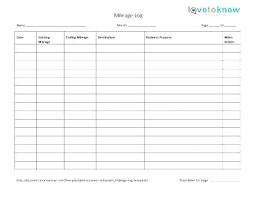 Vehicle Log Book Format Vehicle Mileage Log Book Template Roksa Me