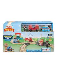 thomas the tank wooden railway figure 8 setwooden railway figure 8 set