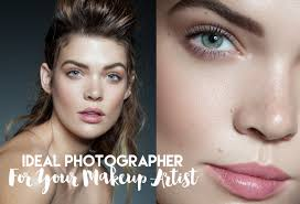 are you the ideal photographer for your favorite makeup artist