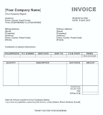 Contractor Invoice Template Excel New Contractor Invoice Template Excel Example Contractor Invoice