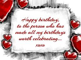 Birthday Quotes For Wife Simple Birthday Wishes For Wife Quotes And Messages WishesMessages