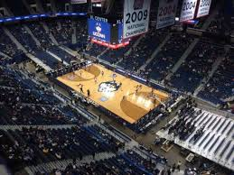 Xl Center Section Executive Suite Home Of Hartford Wolf