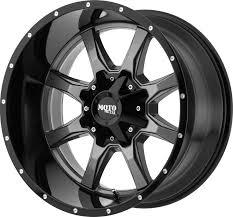 Mo970 Moto Metal Wheels