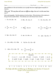 small size medium size original size here image title one and two step equations worksheet worksheets for