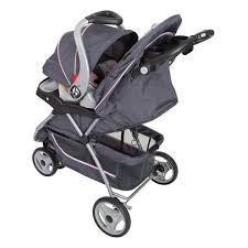 skyview travel system in fashion flora rear facing infant car seat carrier