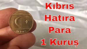 Kuzey Kıbrıs Türk Cumhuriyeti Hatıra Para