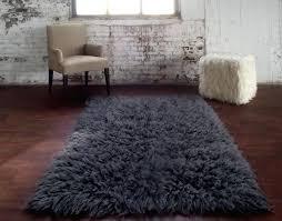 grey flokati rug minimalist rugs in best colors images on gy light grey flokati rug