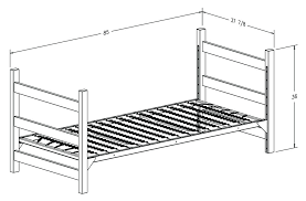 King Size Bed Dimensions Single Bed Standard Size King Dimensions