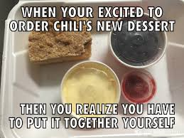 chilis customer service check out this chilis grill bar meme complaint memes