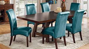 brilliant teal dining room chairs 117 inside decor 9 quantiplyco teal dining room chairs decor