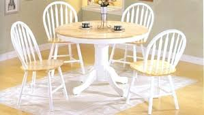 white dining table set india wayfair lacquer round room for 4 oval sets 8 kitchen astounding endeari