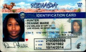 Nevada Identification How Card Get Cardfssn To An org