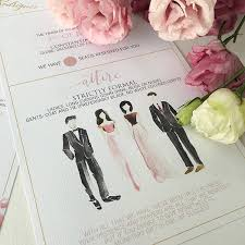 parts of a wedding invitation philippines wedding blog Wedding Invitation Dress Code Formal this card serves as dress code guidance for the guests wedding invitation dress code formal