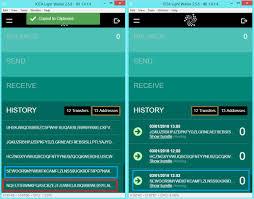Iota Support Light Wallet Sent Iota To Light Wallet Forgot To Attach The Address