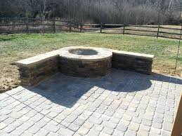 patio ideas with square fire pit. Diy Square Fire Pit Ideas Awesome Patio Home Design Outdoor Of With