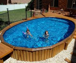 Image Patio Awesome Above Ground Wooden Pool Deck Ideas Diy Design Decor 40 Uniquely Awesome Above Ground Pools With Decks