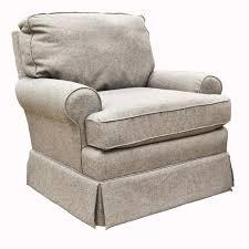 Nebraska Furniture Mart – Best Chairs Quinn Swivel Glider in Mist