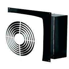 wall mounted vent fans electric