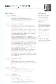 Latex Resume Inspiration Latex Resume Template Resume Template Latex New Latex Resume