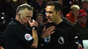 Assistant Eddie Smart Faultless in Helping Referee Jon Moss with ...