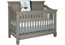 gray nursery furniture. belmar gray crib nursery furniture i