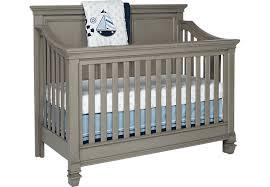 gray nursery furniture. belmar gray crib nursery furniture i