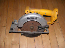trim saw. dewalt 18v trim saw dw939 18 volt circular ~~for parts