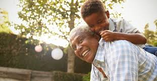 Hey Mom And Dad Study Says Grandparents Who Babysit Live Longer