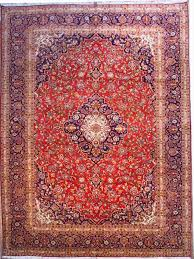 677 kashan rugs this traditional rug is approx imately 9 feet 7 inch x 13