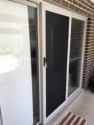 tru frame security screen door reviews sliding door security gate meshtec sliding screen door home depot