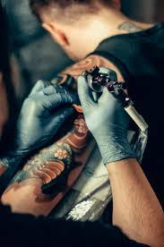 художественная татуировка как произведение искусства Nktechnology