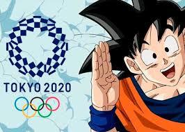 Mascota de los juegos olimpicos japon 2020. Goku Y Otros Personajes De Anime Seran Mascotas En Tokyo 2020