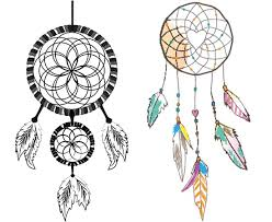 What Does A Dream Catcher Tattoo Mean Simple Dreamcatcher Tattoos Designs 57