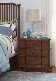 Paula Deen Bedroom Furniture Paula Deen Dogwood Low Tide Nightstand Woodstock Furniture