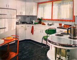 Retro Kitchen Design 1950 Kitchen Design 1950 Kitchen Design Yellow And Red 1950s Retro