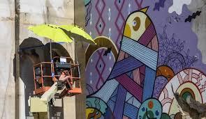 Le street art fait carrière en Bourgogne