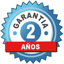 Resultado de imagen para 2 AÑOS DE GARANTIA