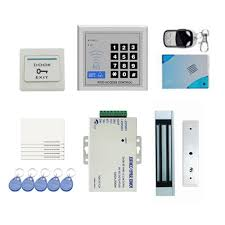 SODIAL(R) DIY Full Complete RFID Door Access Control Kit Set for ...