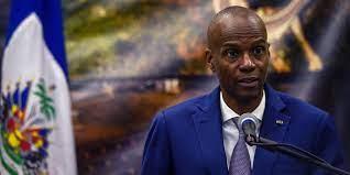 Haïti : le président Jovenel Moïse ...