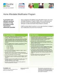 Loan Modification Program Info Home Affordable Modification