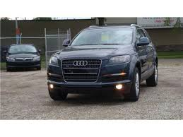 2008 Audi Q7 for sale in Edmonton